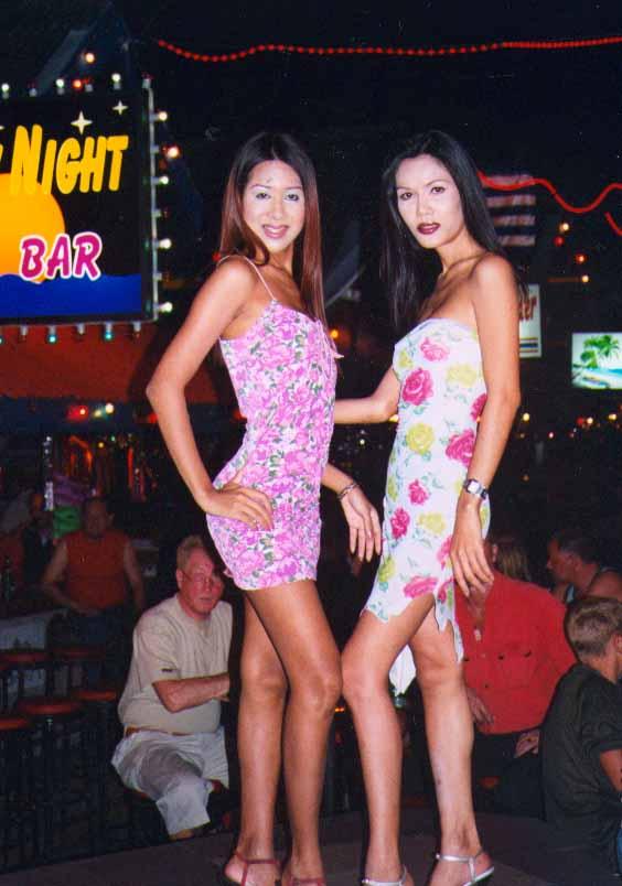 Pro aus einem mädchen aus thailand